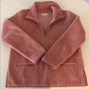 Madewell cozy fleece